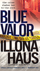 Blue Valor,, Detective Kay Delaney